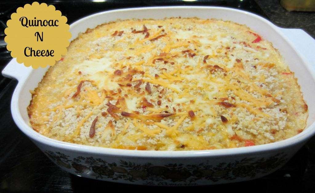 Quinoac N Cheese