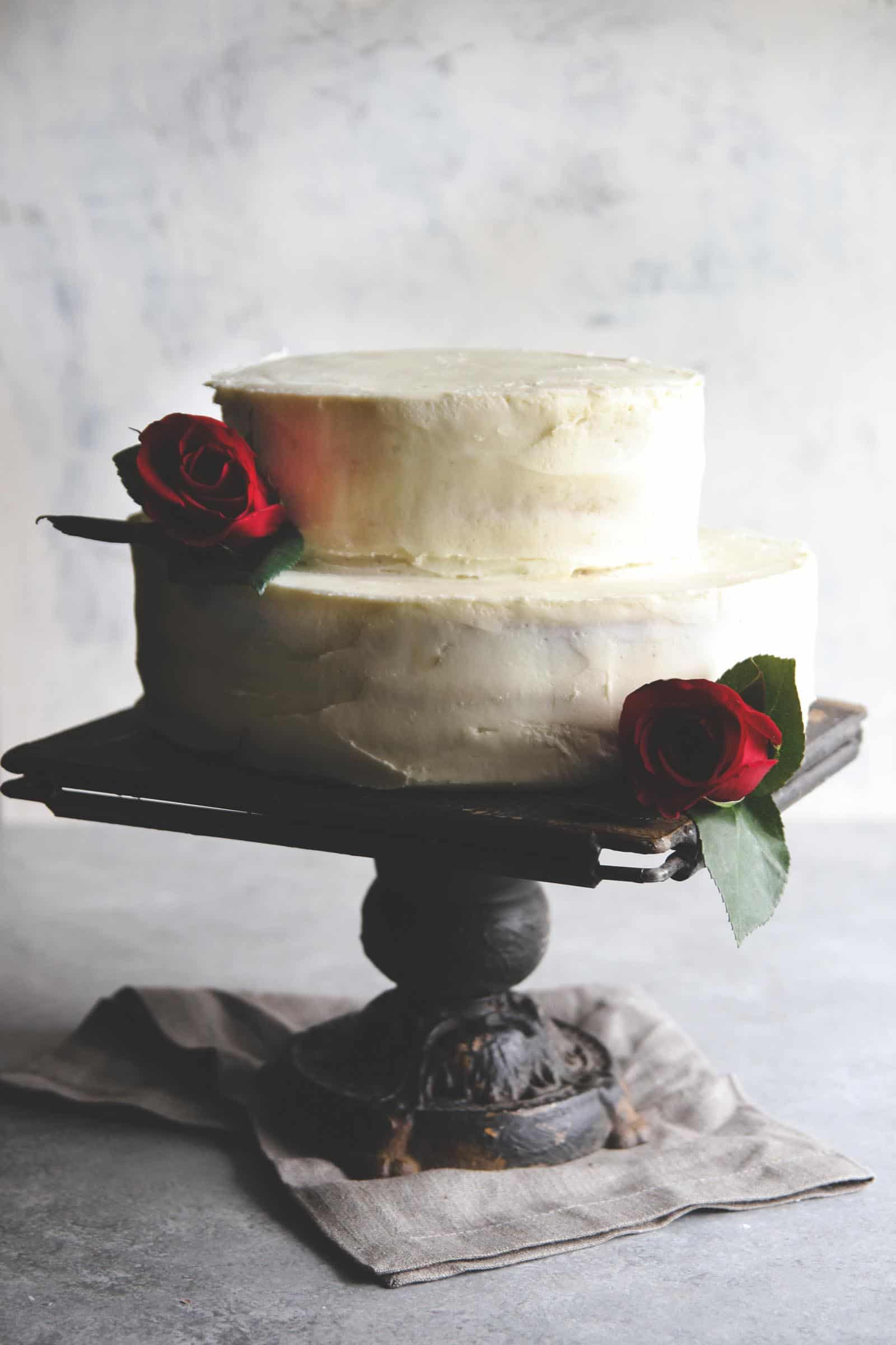 best wedding cake recipes best wedding cake recipe white almond buttercream 11509
