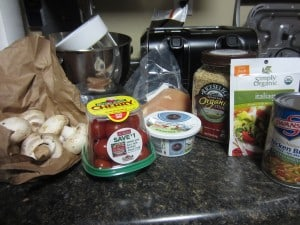 Italian Spiced Chicken Ingredients
