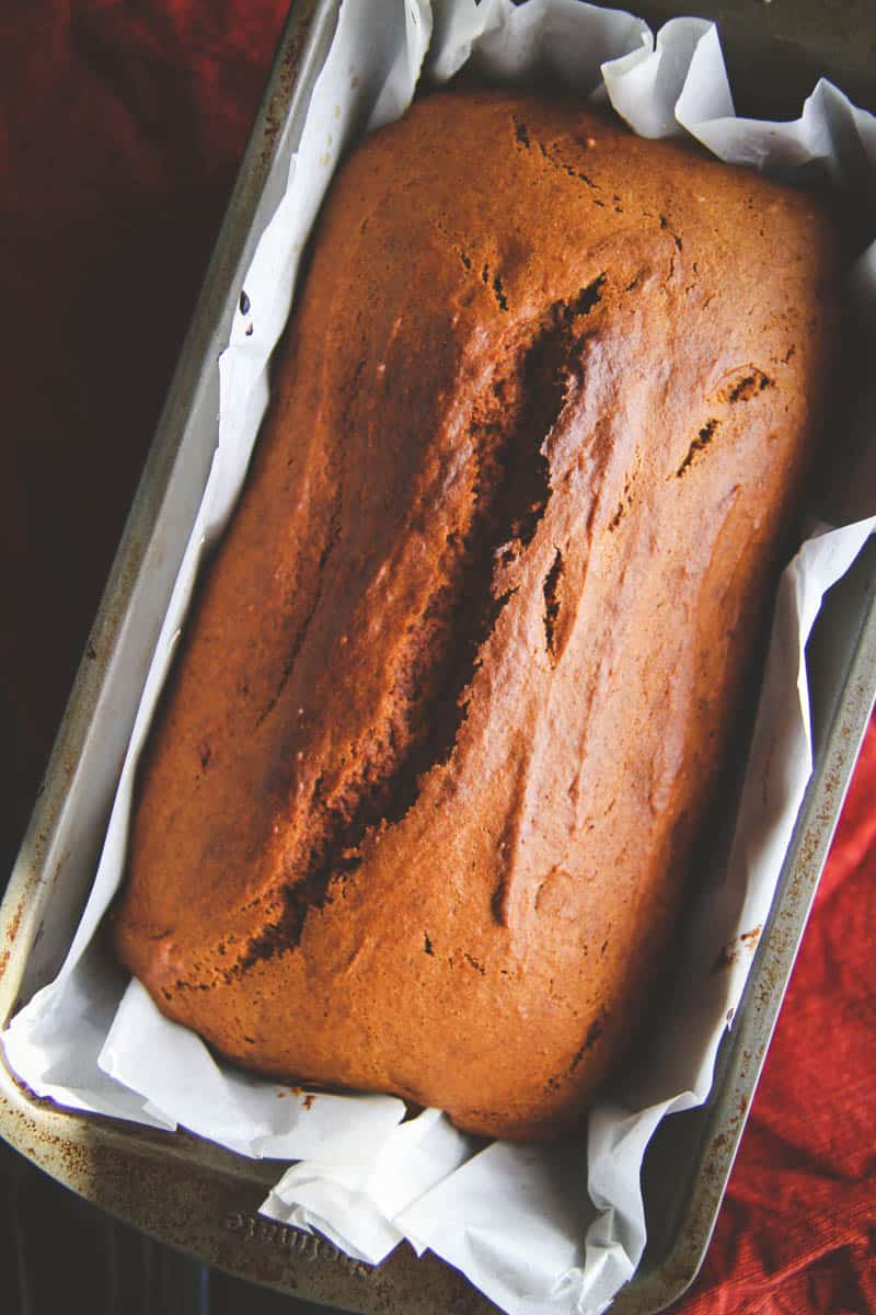 The best pumpkin loaf recipe, gluten free pumpkin loaf, pumpkin recipes @Sweetphi