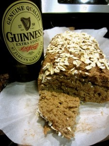 Guinness Oat Bread
