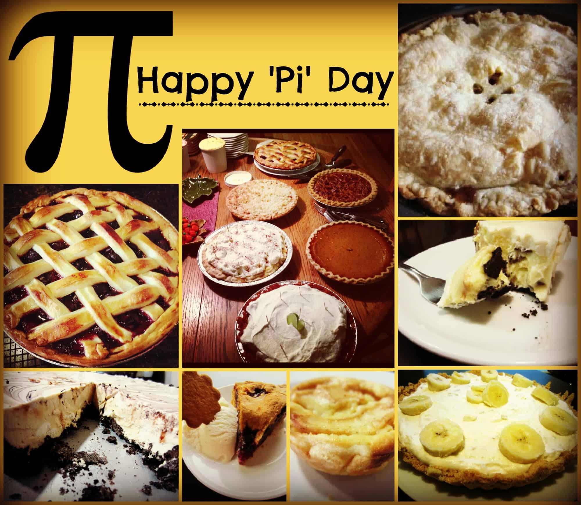 Happy National Pi Day Sweetphi