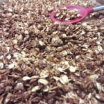 Homemade Nut Granola