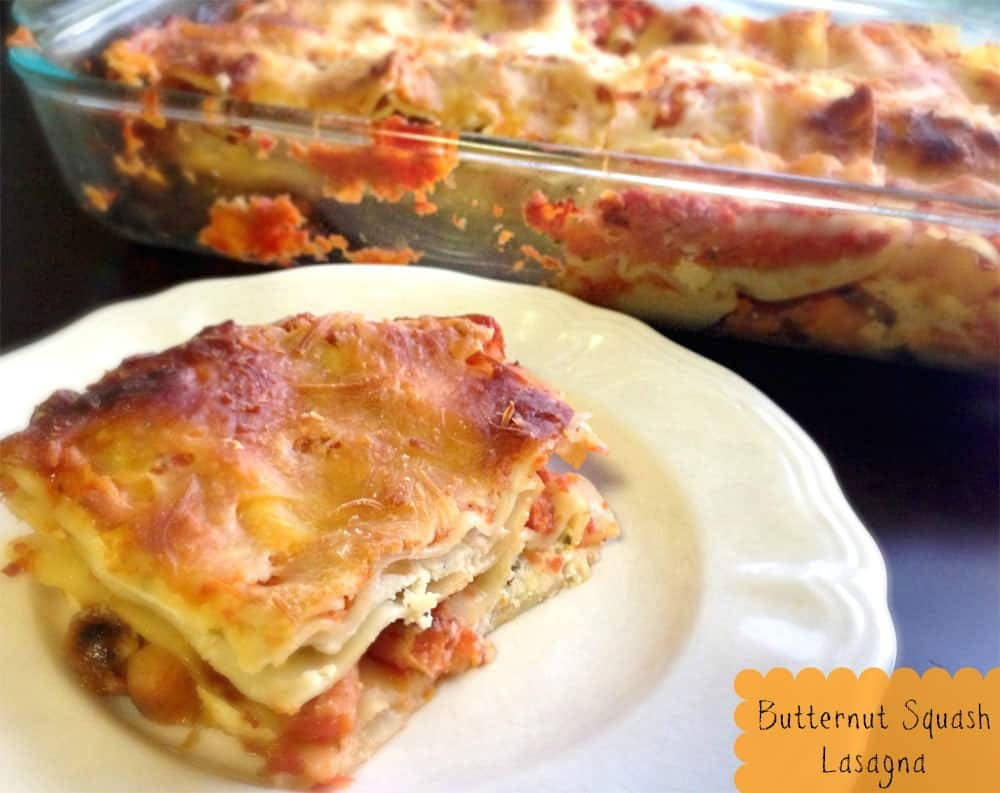 Butternut-Squash-Lasagna Recipe