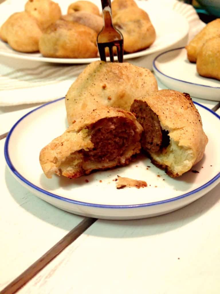 SA Braai Boerewors Recipe 1- stuffed dinner rolls