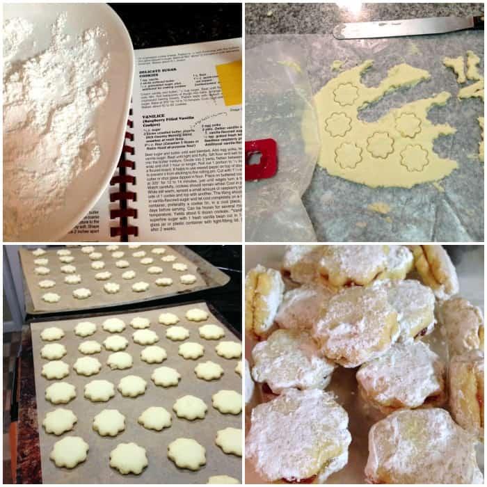 Vanilice Cookies Recipe