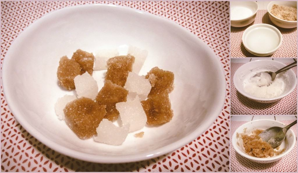 diy sugar cubes