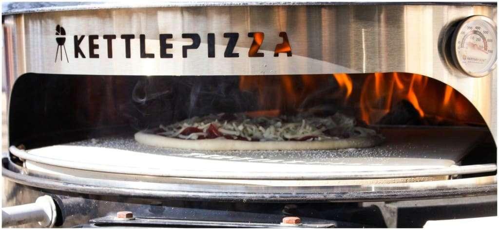 Kettlepizza grill