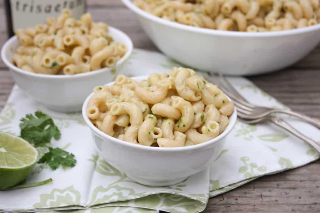 Pesto Mac n Cheese