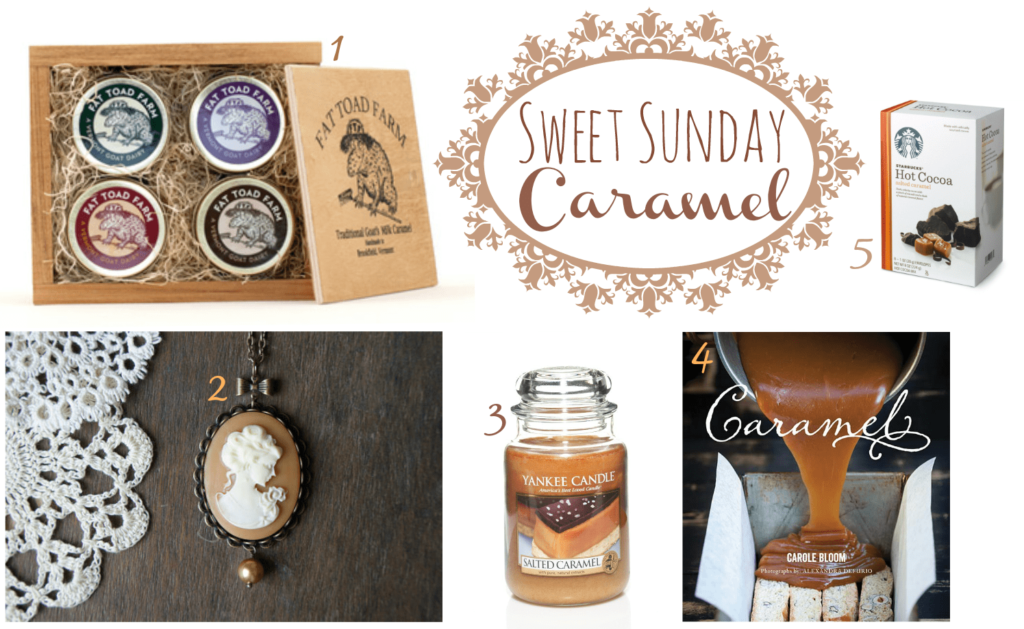 Sweet Sunday - Caramel