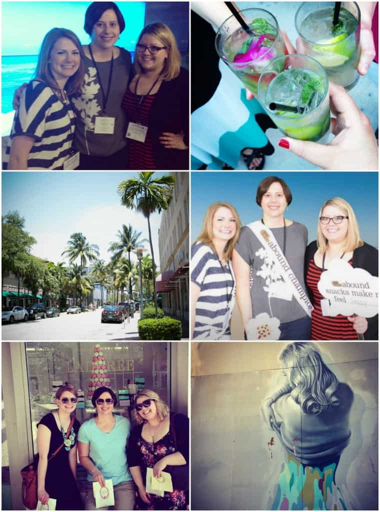 BlogHer Food Miami Collage