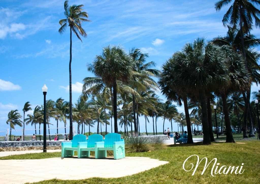 Miami Beach Chairs