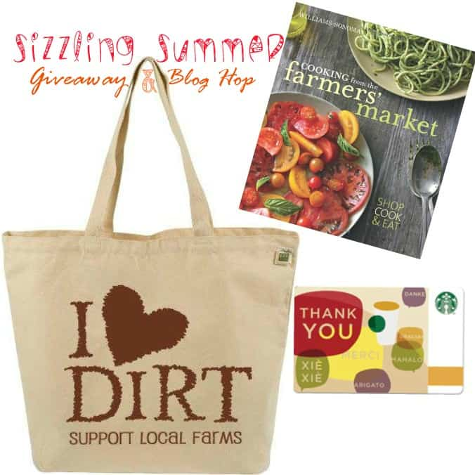 Sizzling Summer giveaway - sweetphi prizes