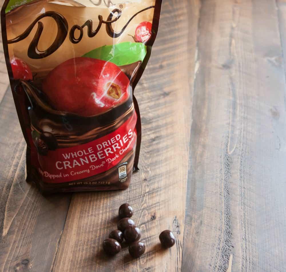 Dove Fruit Cranberry