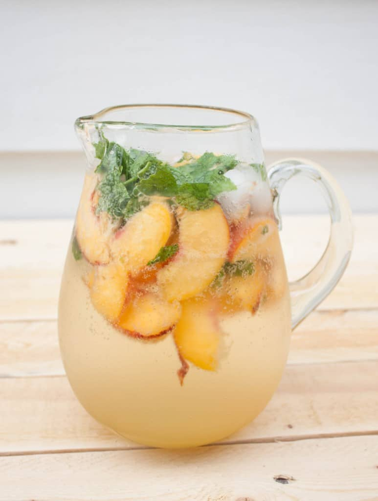 Peach-mojitos-pitcher