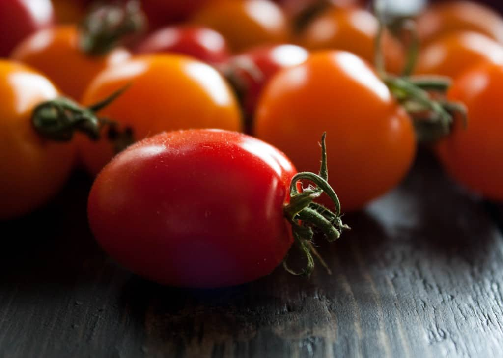 Grape-tomatoes