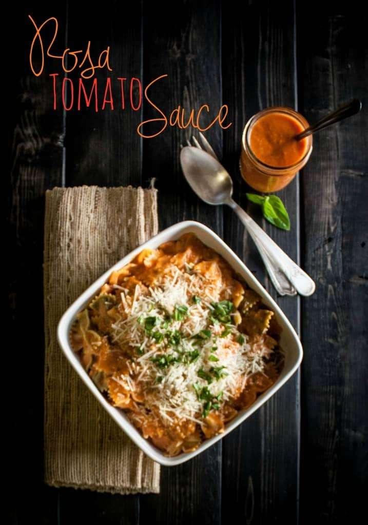 Rosa-tomato-sauce-Best pasta sauce ever