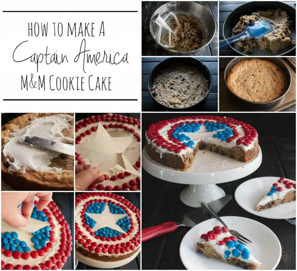How-to-make-a-captain-america-cake