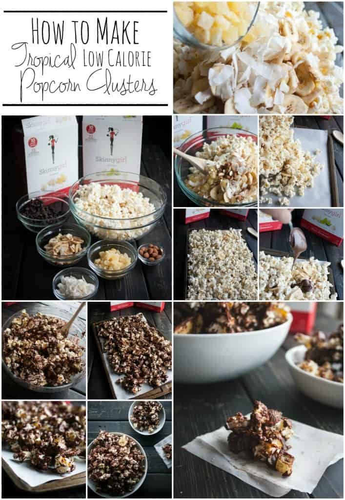 How-to-make-tropical-low-calorie-popcorn-clusters