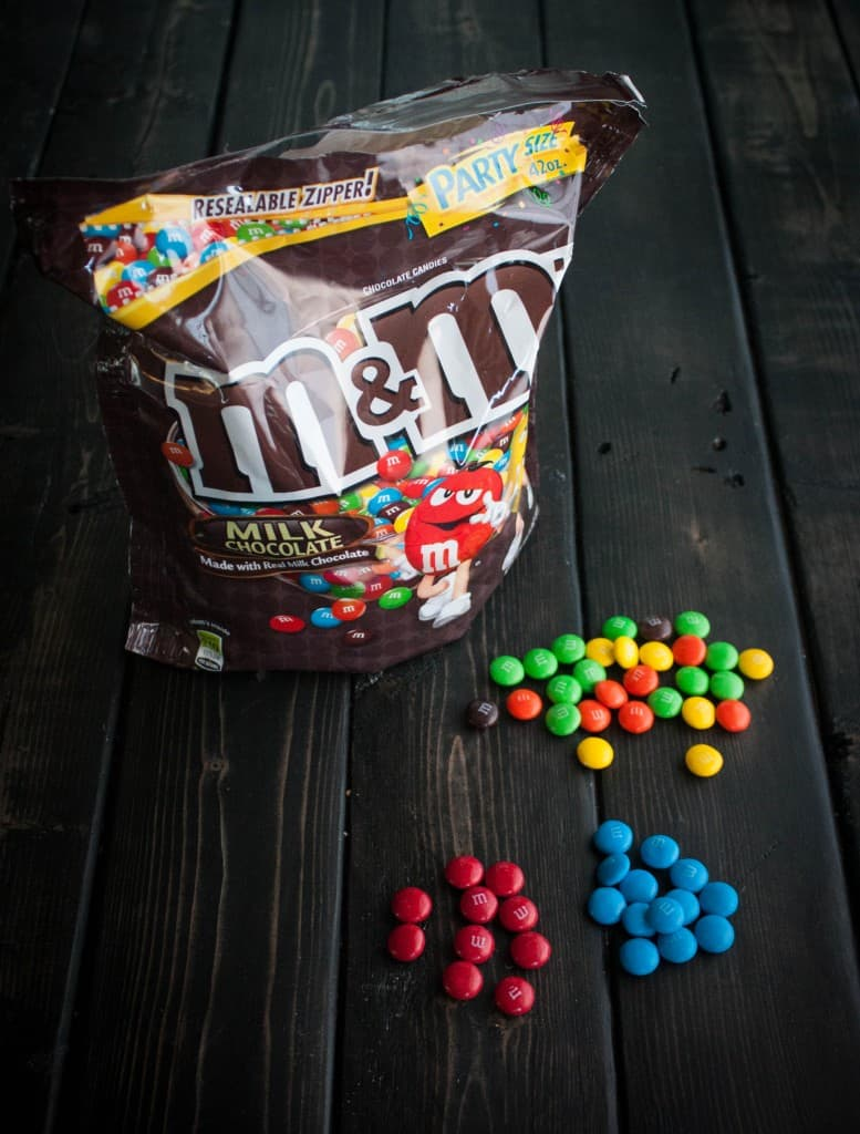 M&Ms party size