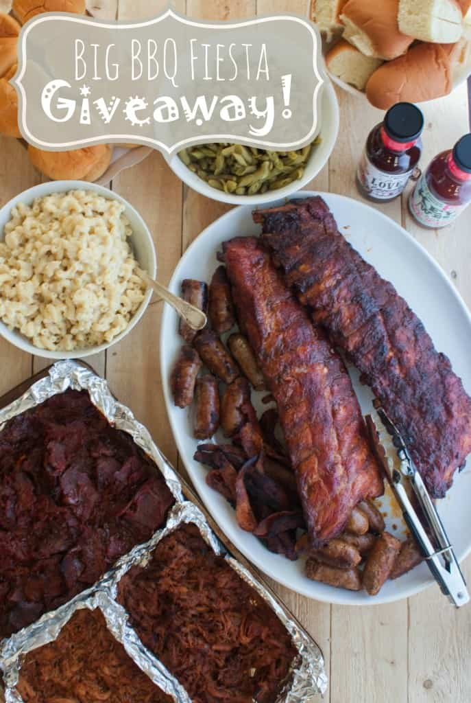 Pig of the Month - BBQ Fiesta Giveaway