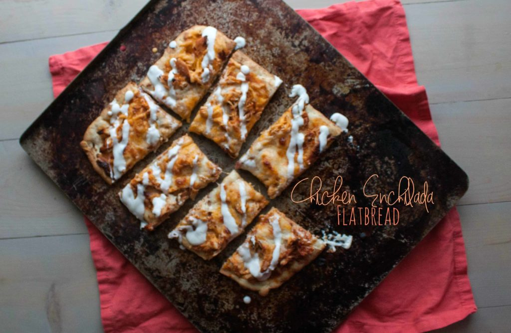 Chicken-Enchilada-Flatbread