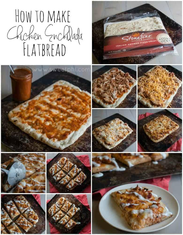 How-to-make-chicken-enchilada-flatbread
