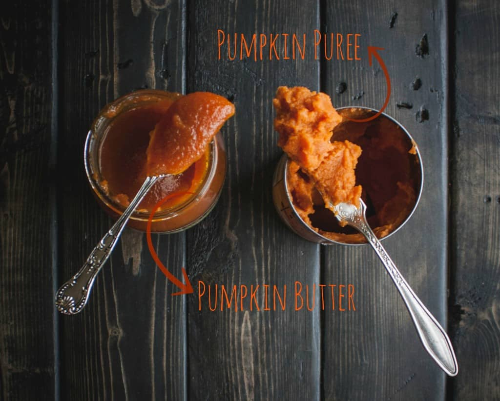 Difference-between-pumpkin-butter-and-pumpkin-puree