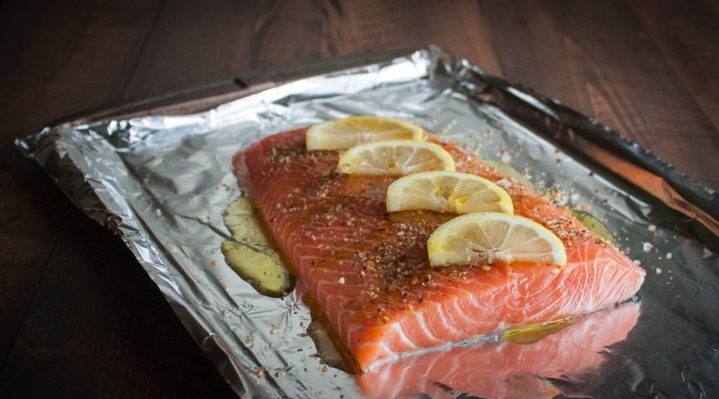Perfectly baked salmon ecookbook news sweetphi how to cook center cut sockeye salmon ccuart Gallery