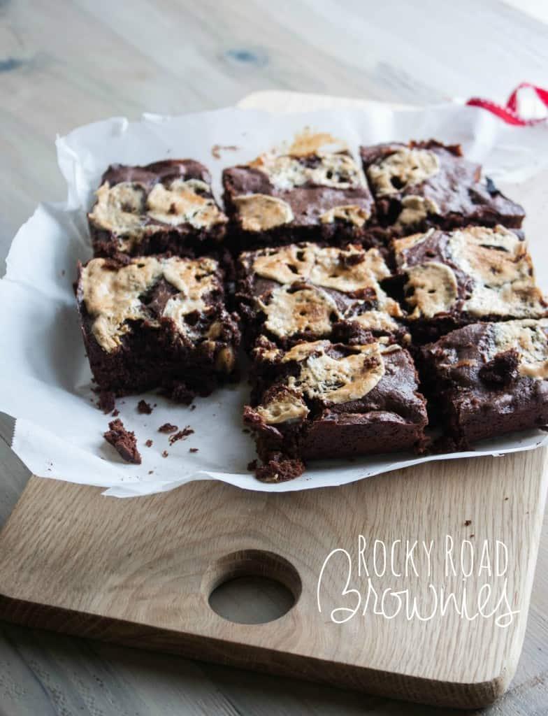 Rocky-Road-Brownies