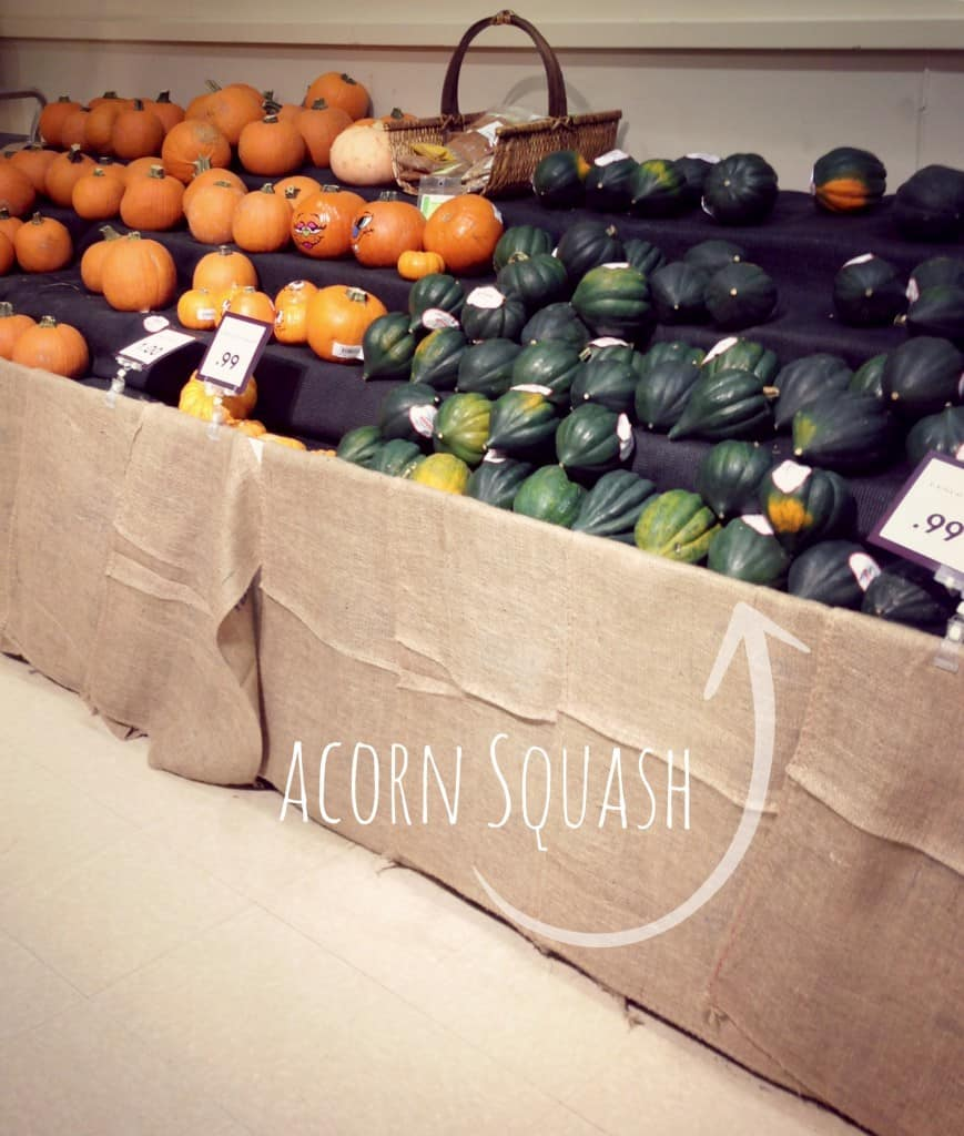 Acorn Squash at Pick n Save