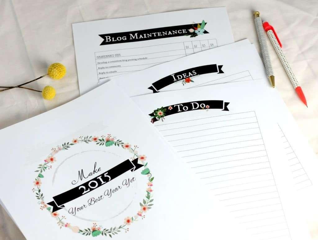 2015-Blog-Planner