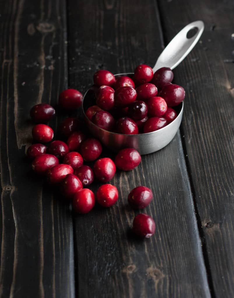 Fresh-Cranberries