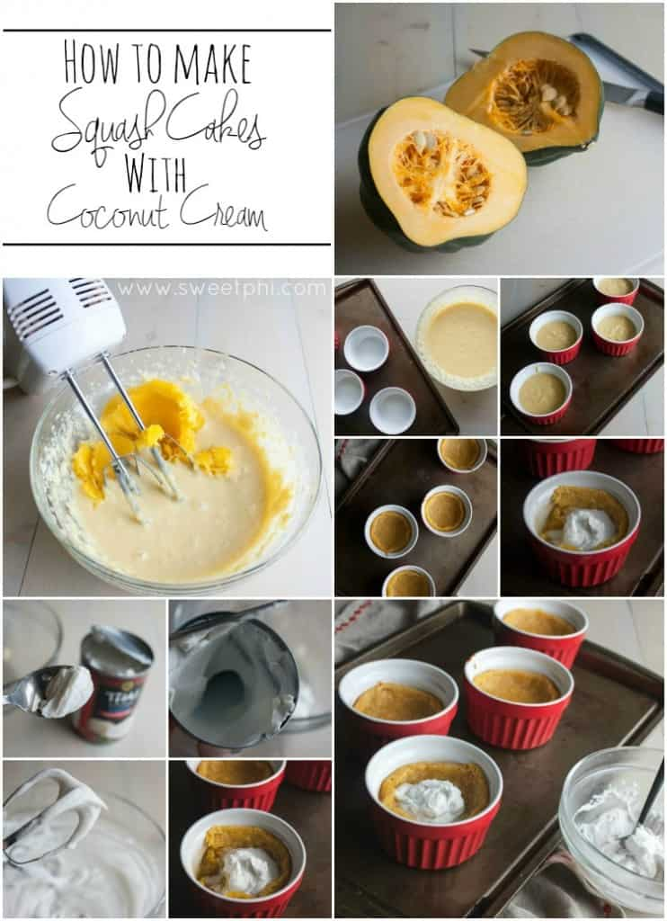 How-to-make-squash-cakes-with-coconut-cream