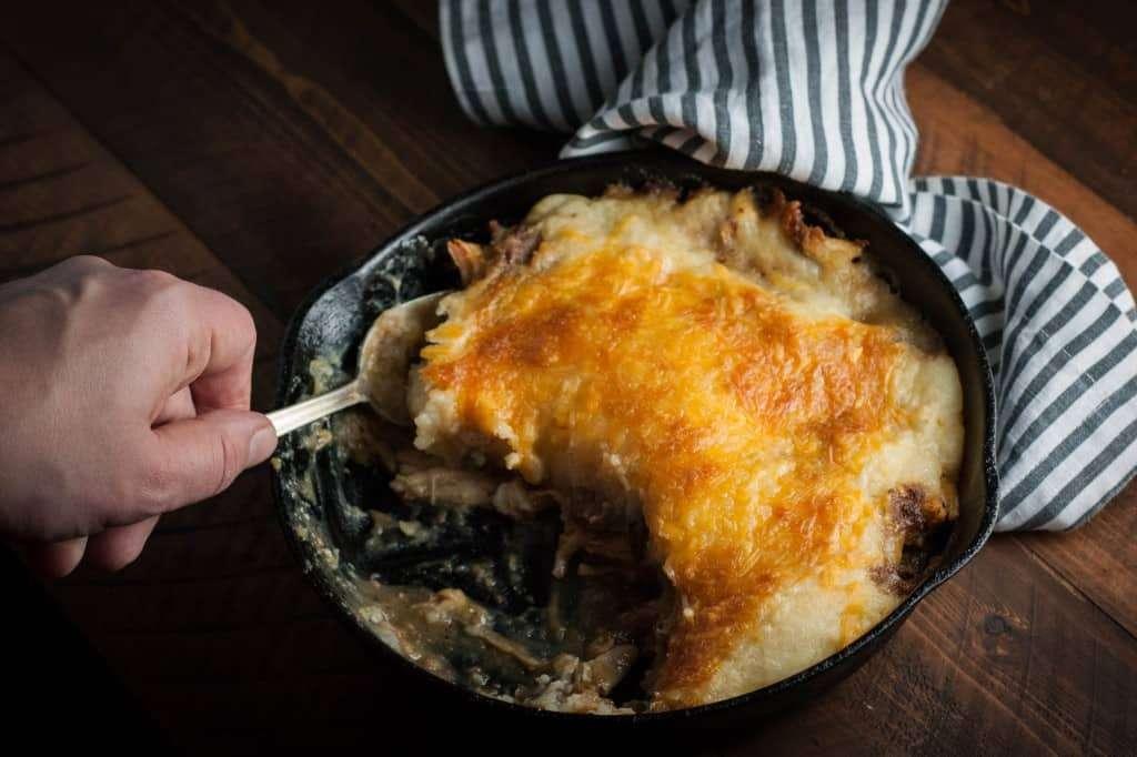 Thanksgiving-leftovers-skillet