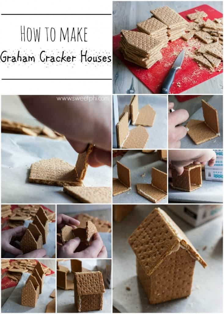 How-to-make-graham-cracker-houses