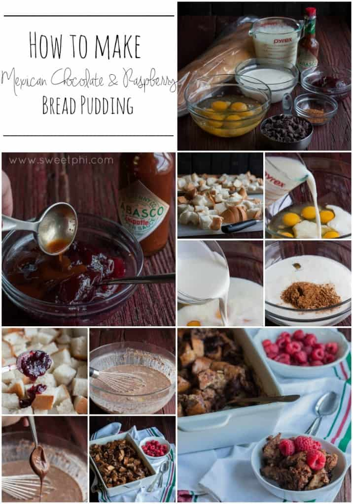 How-to-make-mexcian-chocolate-bread-pudding