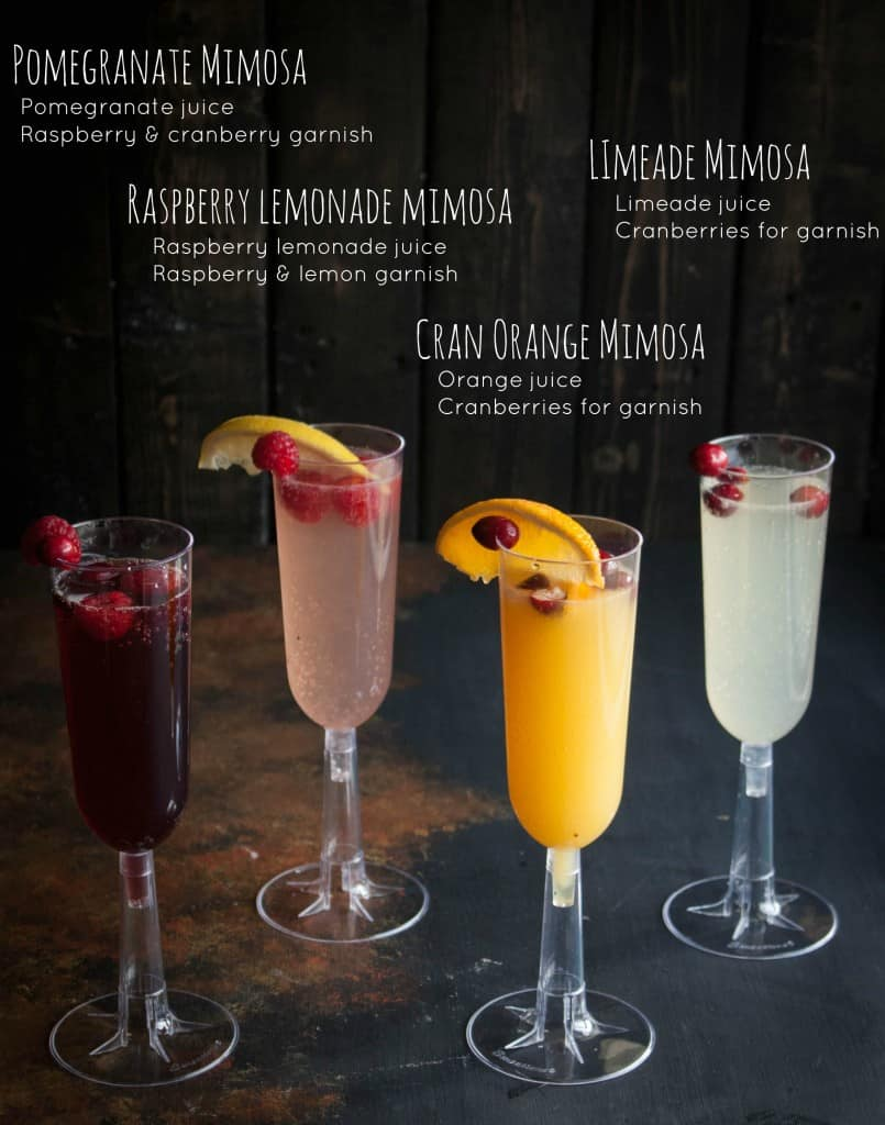 how to make a mimosa bar sweetphi On how do you make a champagne cocktail
