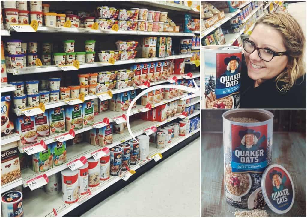 Quaker Oats at Target