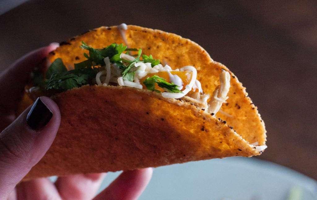 Tomatillo Salsa-tacos