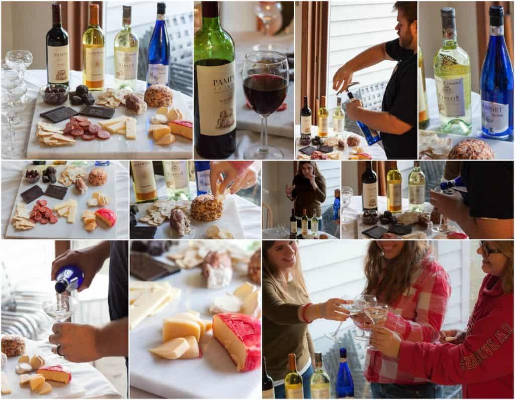 Wine-pairing-party