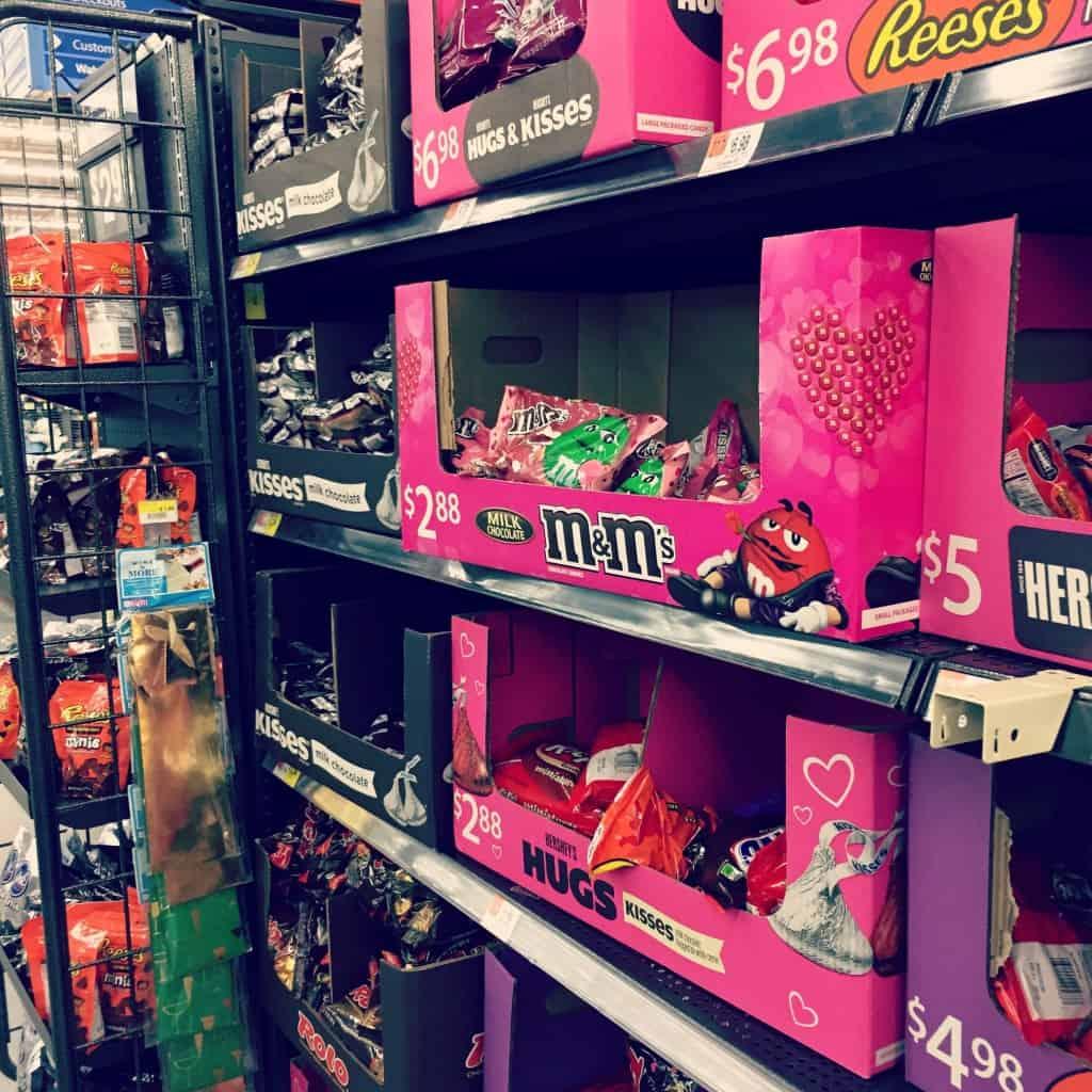5 Ingredient Red Velvet M&M's® at Walmart