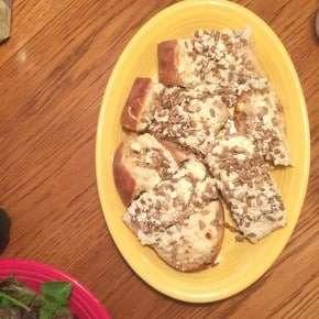 Reader recreation - the best cheesy garlic bread