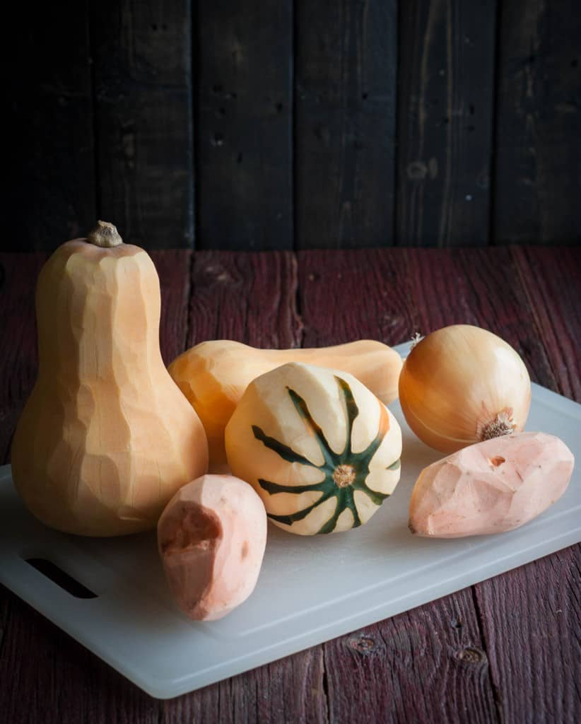 Squash-and-sweet-potatoes
