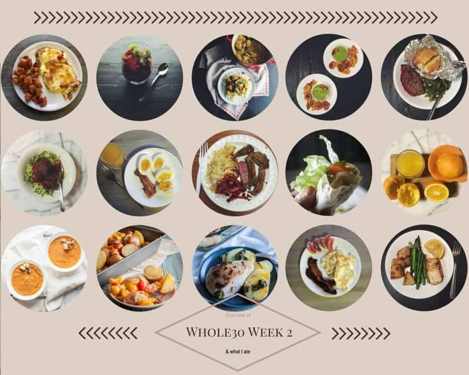 Whole30-week2-overview-what-I-ate