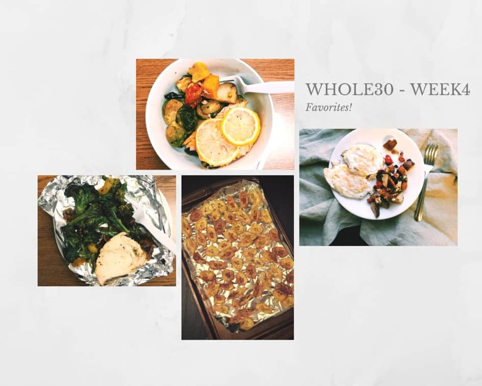 Whole30-week4-favorites