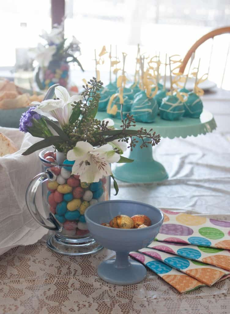DIY-Flower-arrangement-with-jelly-beans