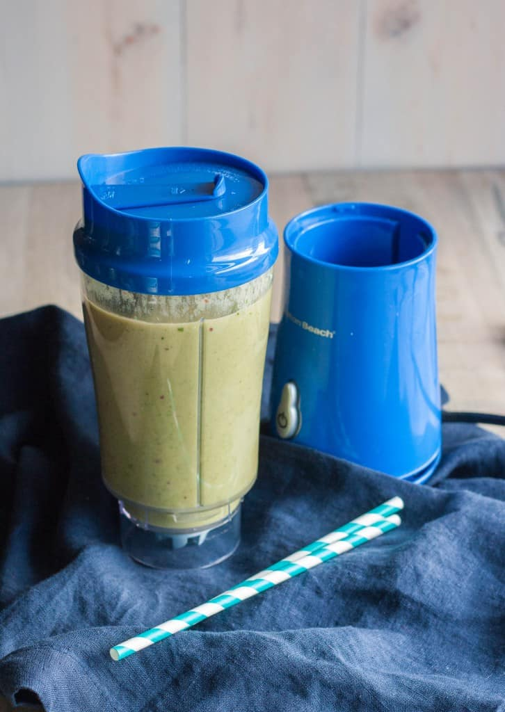 Single-serve-green-smoothie