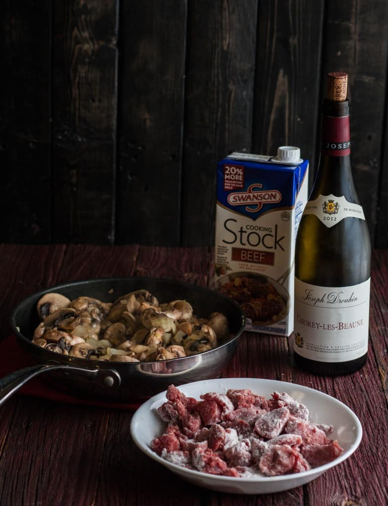 Mushroom-beef-burgundy-recipe