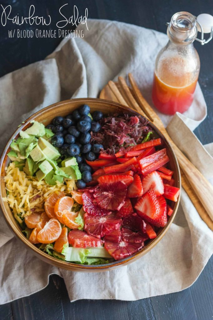 Rainbow-salad-with-blood-orange-dressing